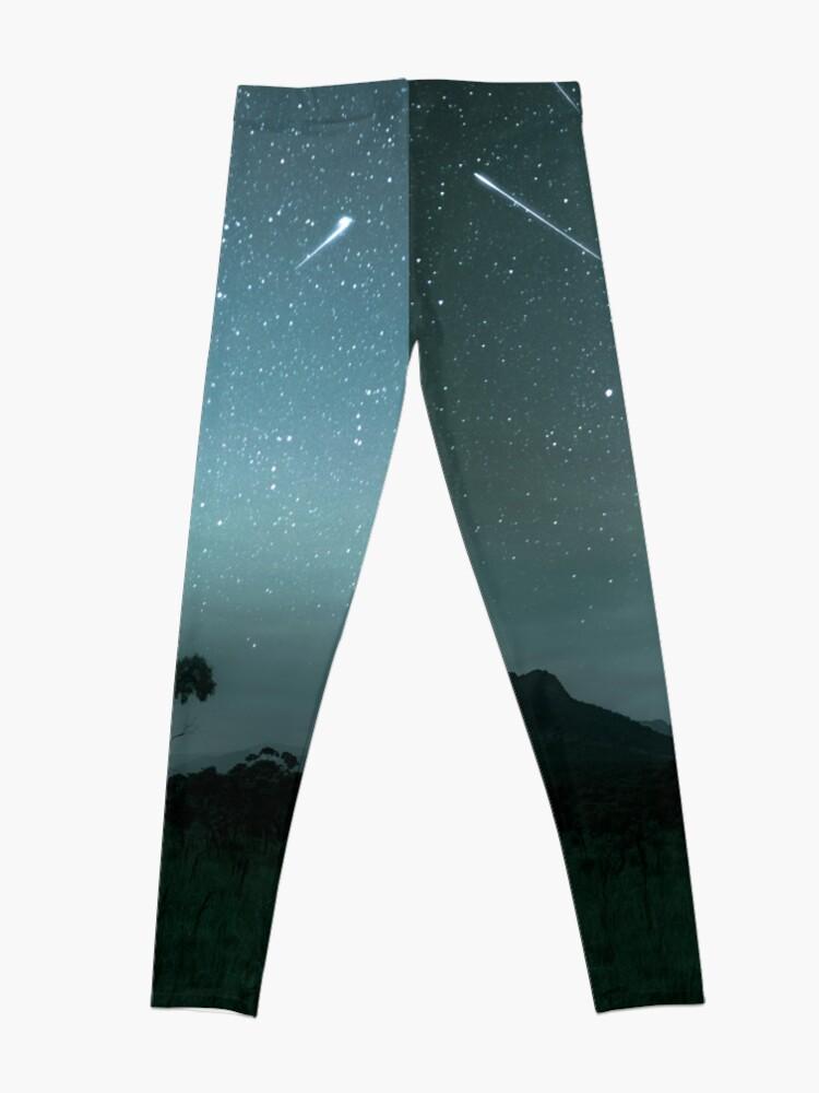 Alternate view of Geminid Meteor Shower - Grampians Leggings
