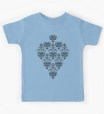 Owl, Ghost and Cyclops Monster Pattern Art Kids Clothes