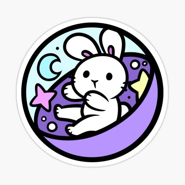 Gacha Bun Sticker