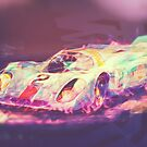 70's Racing Car by Joey Di Nardo
