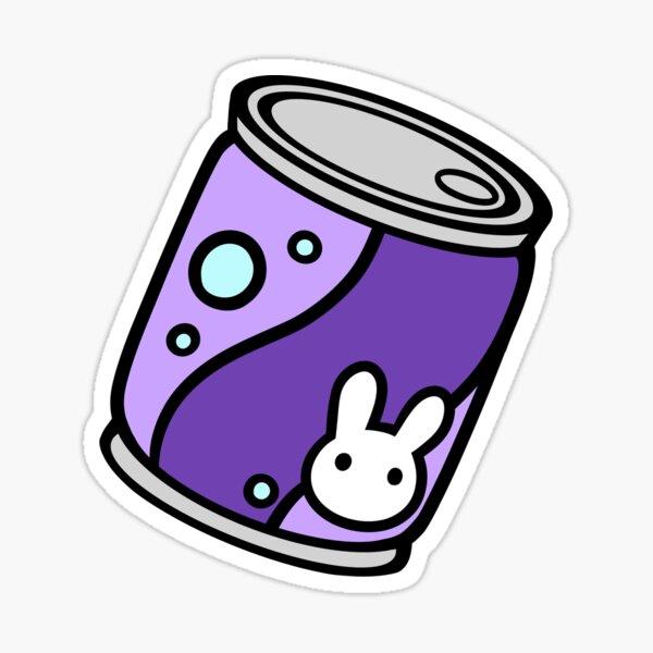 Bunny Cola Sticker