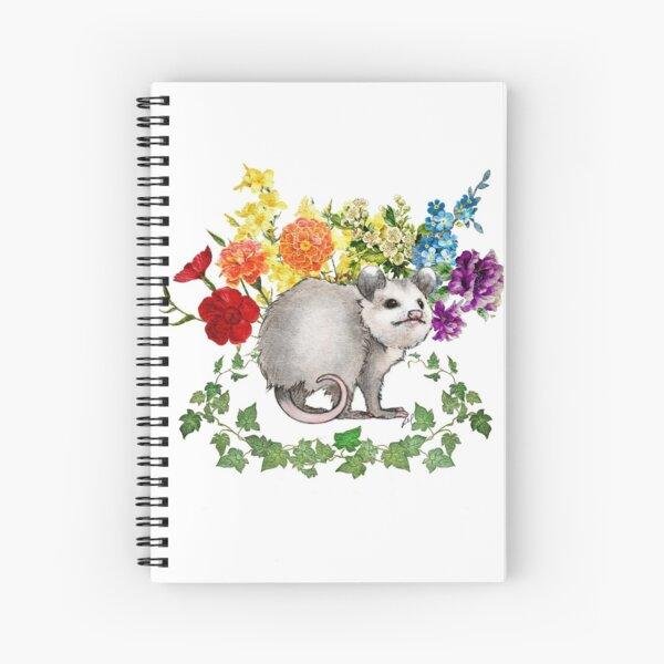 O'flora, O'fauna! Cuaderno de espiral