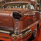 Oldsmobile quarter by resin8n