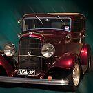'32 Ford by resin8n