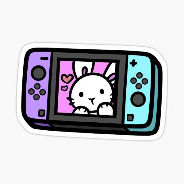 Bunny Switch Sticker