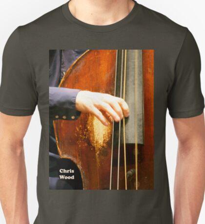 Chis Wood--Basshand T-Shirt