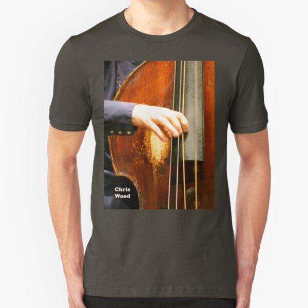 Chis Wood--Basshand Slim Fit T-Shirt