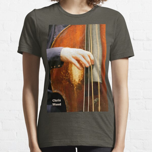Chis Wood--Basshand Essential T-Shirt