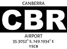 Canberra Airport CBR by AvGeekCentral