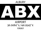 Albury Airport ABX by AvGeekCentral