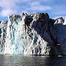 The Glaciers Edge by John Dalkin