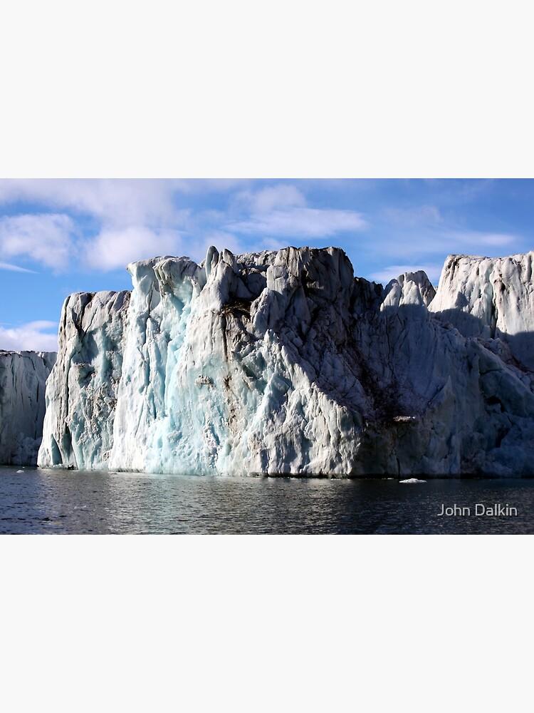 The Glaciers Edge by JohnDalkin