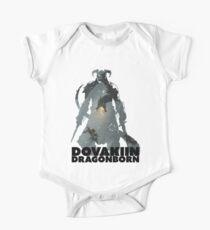 Dovakiin/Dragonborn Art Decal One Piece - Short Sleeve