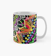Wedding Festivities Mandala Zentangle Classic Mug