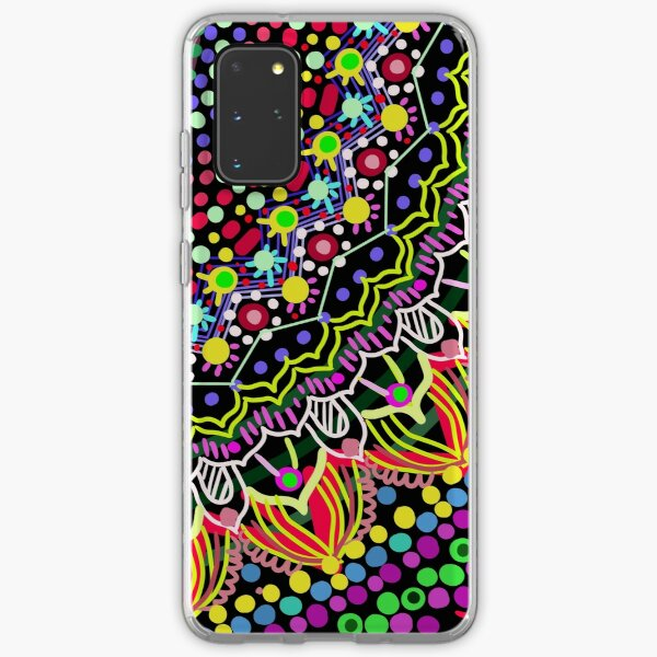 Wedding Festivities Mandala Zentangle Samsung Galaxy Soft Case