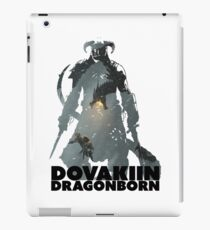 Dovakiin/Dragonborn Art Decal iPad Case/Skin