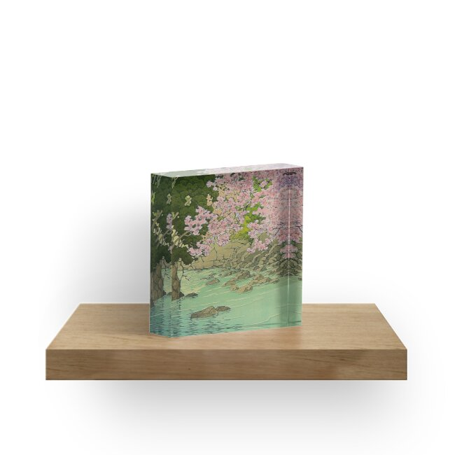 Quot Shaha A Place Called Home Quot Acrylic Block By Kijiermono