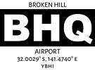 Broken Hill Airport BHQ by AvGeekCentral