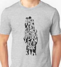 I can see it, hope - Hand T-Shirt