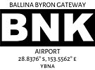 Ballina Byron Gateway Airport BNK by AvGeekCentral