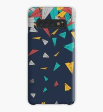 Flying paper planes  Case/Skin for Samsung Galaxy