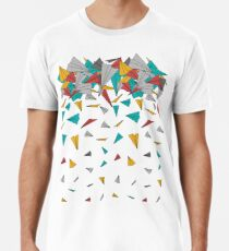 Flying paper planes  Premium T-Shirt