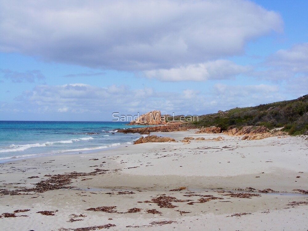Castle Rock 4 - Western Australia by Sandy MacLean