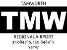 Tamworth Airport TMW by AvGeekCentral