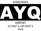 Ayers Rock Airport AYQ by AvGeekCentral