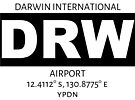 Darwin International Airport DRW by AvGeekCentral