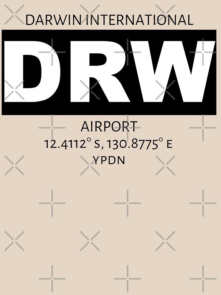 Darwin International Airport DRW by AvGeekCentral