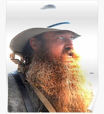 Red Beard Poster