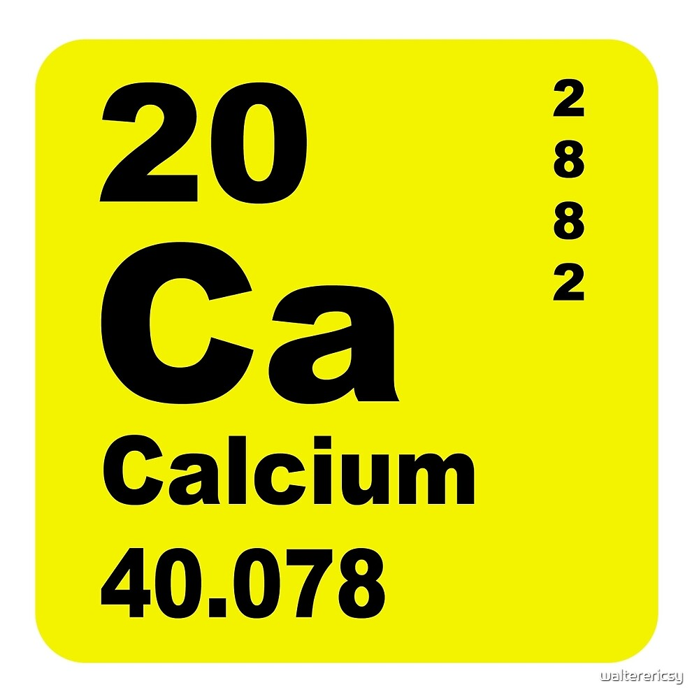 calcium element information - 1000×1000