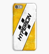 So get your Hyperion today! iPhone Case/Skin