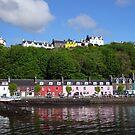 Häuser von Mull, Schottland von trish725