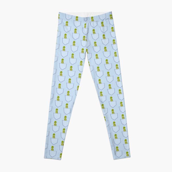 There's A Dill In My Pocket! T-Shirt & Sticker Leggings
