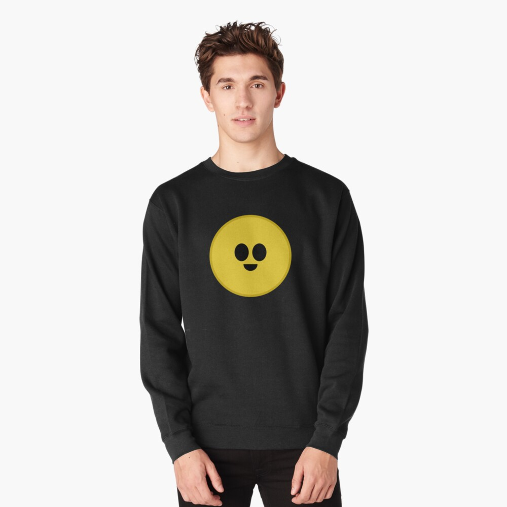 Happy Dwarf Star (Sun) Pullover Sweatshirt