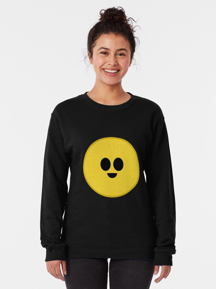 Alternate view of Happy Dwarf Star (Sun) Pullover Sweatshirt