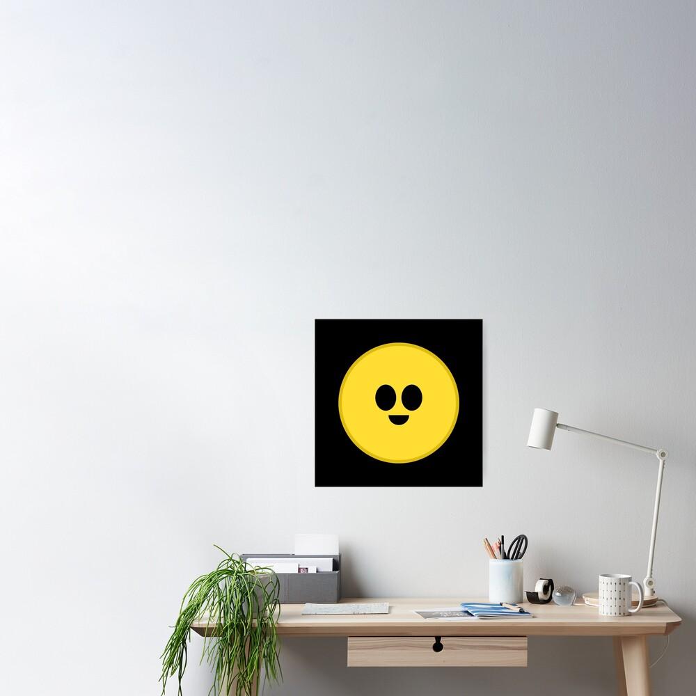 Happy Dwarf Star (Sun) Poster