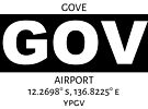 Gove Airport GOV by AvGeekCentral
