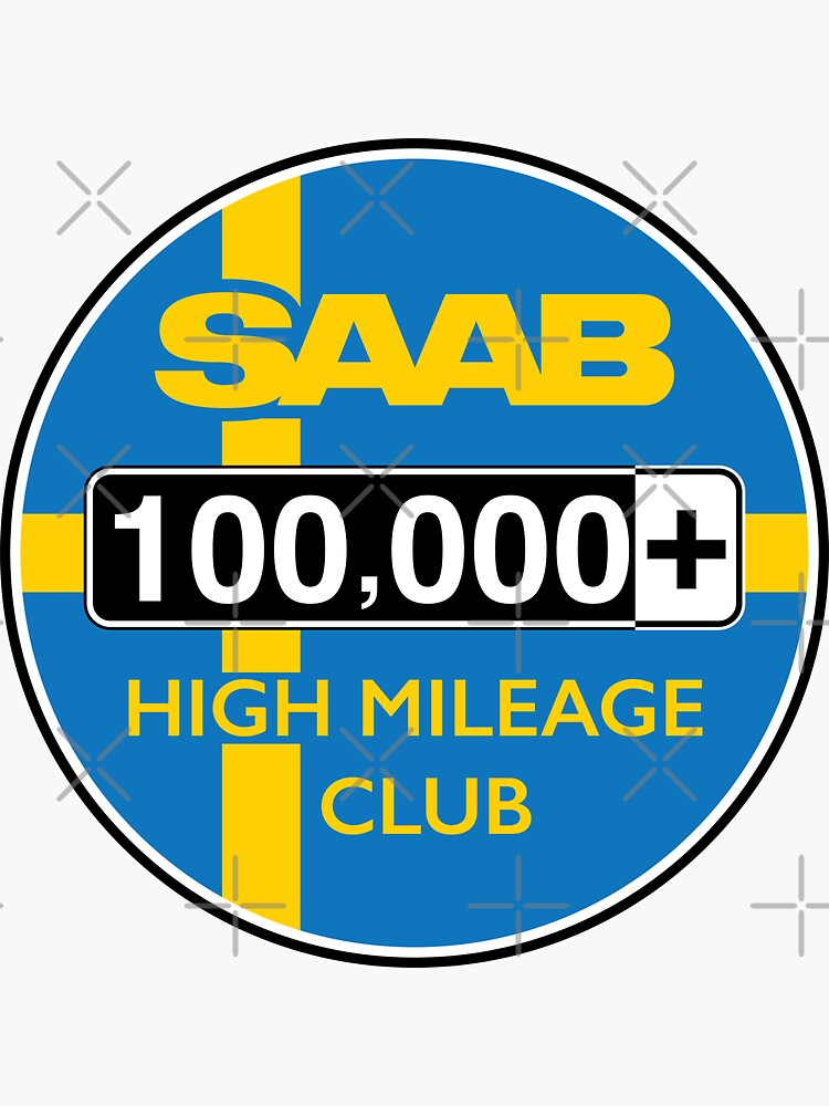 Saab High Mileage Club - 100,000+ Miles by brainthought