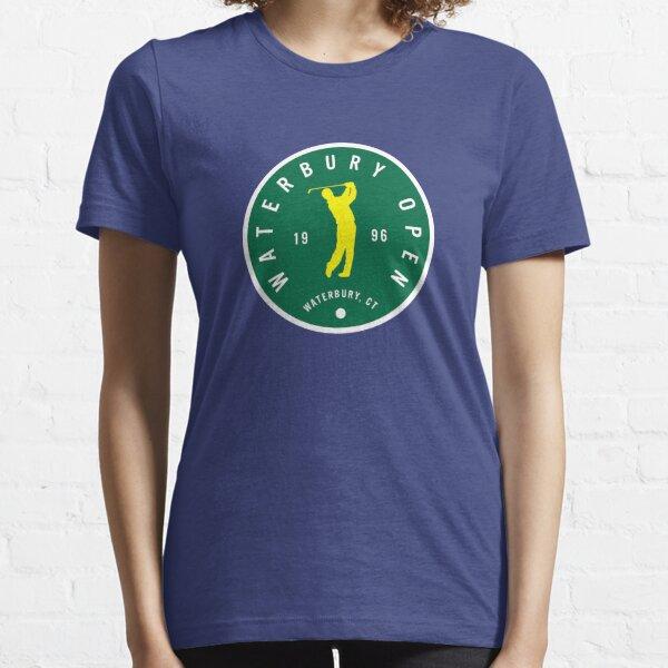 Happy Gilmore - Waterbury Open Badge Design Essential T-Shirt