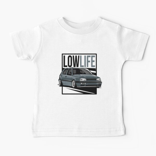 Copy of Low Life Golf 3 MK3 GTI Baby T-Shirt