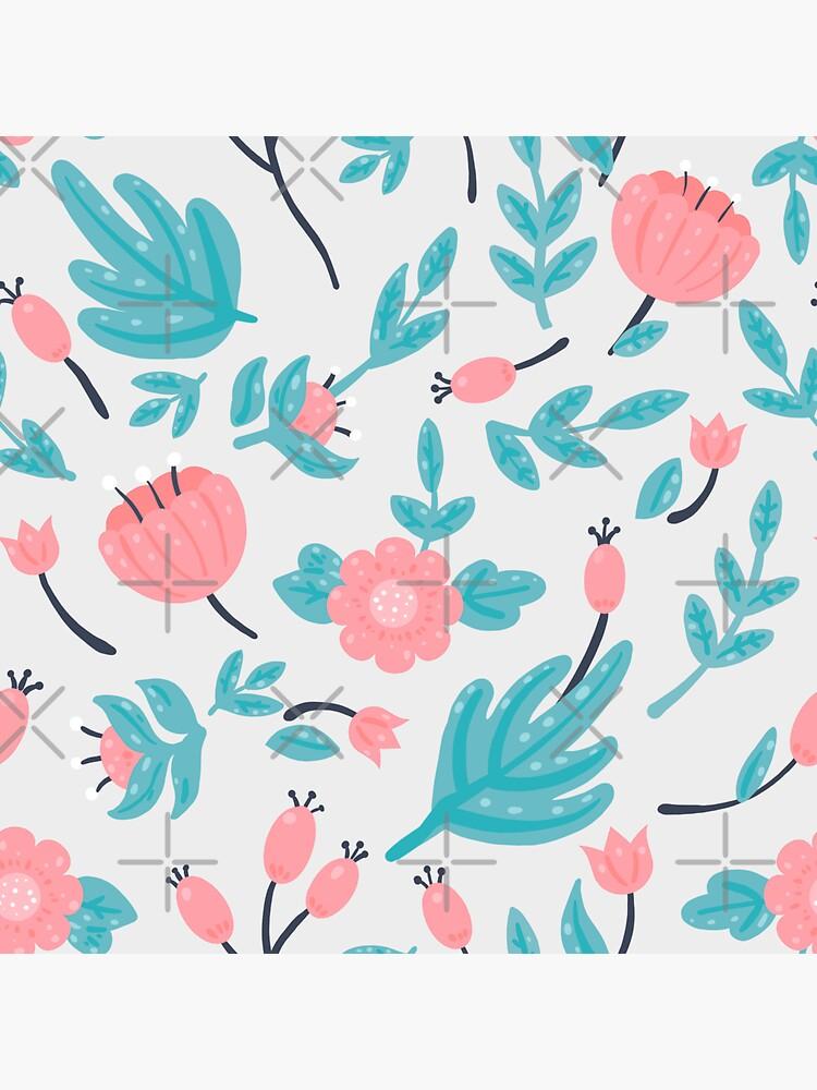 Cute florals by Elenanaylor