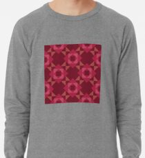 Pop Squares RED Lightweight Sweatshirt