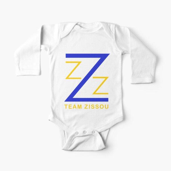 Life Aquatic Team Zissou Long Sleeve Baby One-Piece