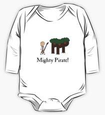 Guybrush Threepwood Mighty Pirate Kids Clothes
