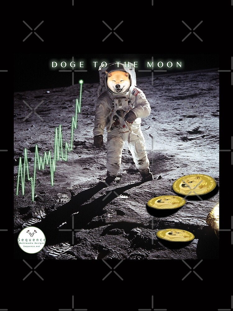DOGE TO THE MOON by SEQUENCE58