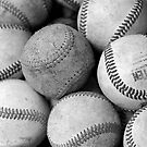 Antique Baseballs by H A Waring Johnson