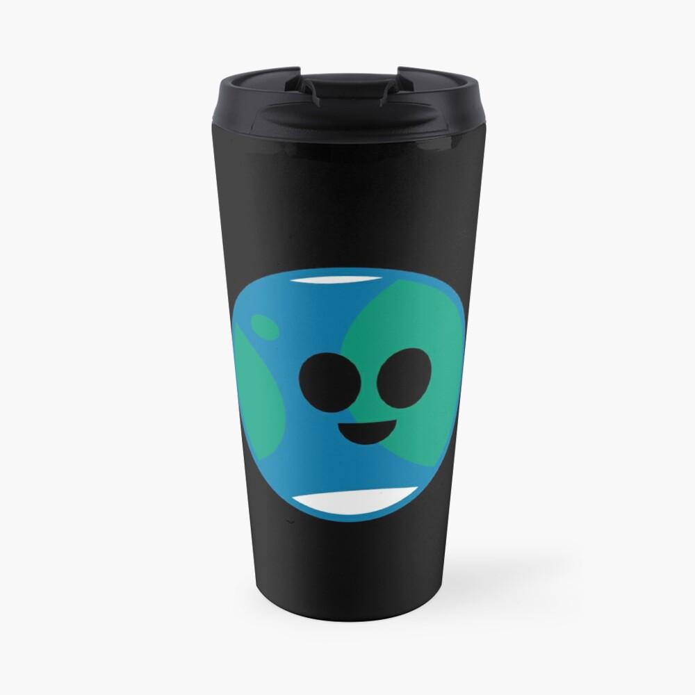 Happy Planet Earth Travel Mug